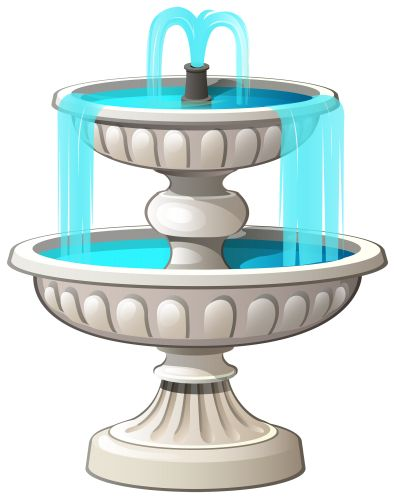 Clip Art Fountain Clipart 1000 images about clip art out side on pinterest sun fountain png clipart