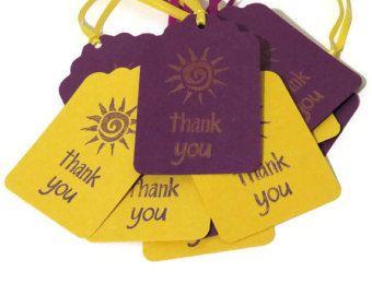 Tag do favor do sol Emaranhado, 10 artesanais fontes do partido de aniversário
