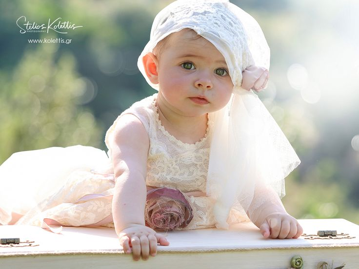#babygirl #Baptism #studio #kolettis #love #beauty #light #vintagebabydress