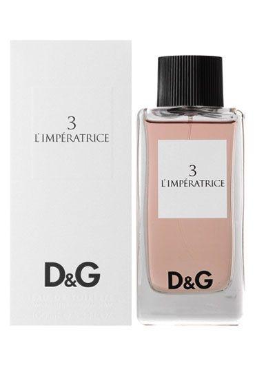 L'Impératrice 3 de Dolce & Gabbana - Tienda de regalos, perfumes para mujer, lociones para hombre, joyería - turegalomejor.com