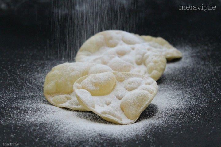 oggi facciamo meraviglie...di Massari! un dolce fritto leggero leggero