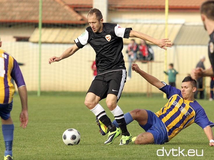 Zoran Kostić is megküzdött a cigándi védőkkel a Magyar Kupában  Cigánd SE - Diósgyőri VTK 3-4 (2-1)