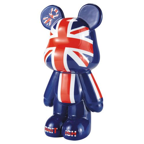 Funky bear Britain