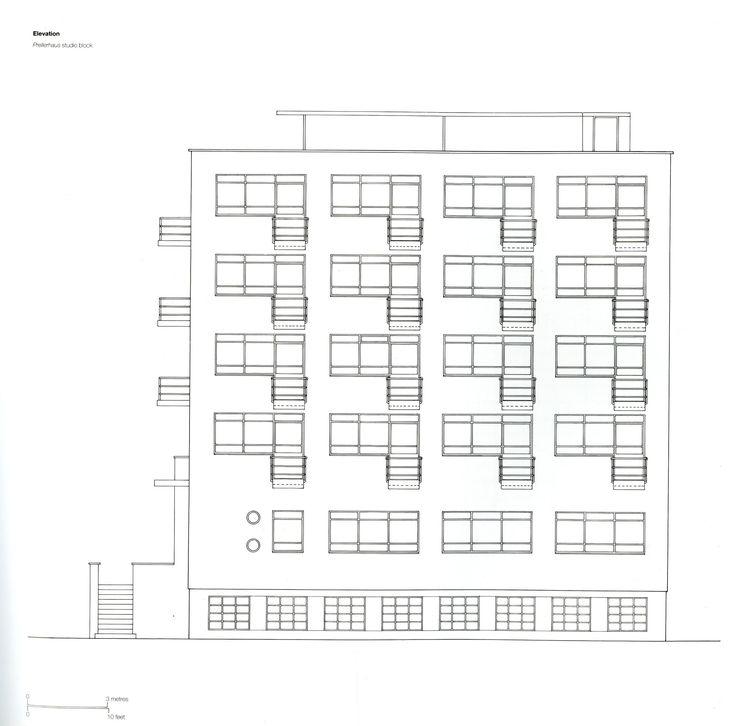 Gallery of AD Classics: Dessau Bauhaus / Walter Gropius - 13