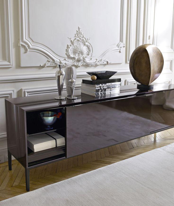 """Storage units: ORIONE -"""" Collection: Maxalto - Design: Antonio Citterio"""