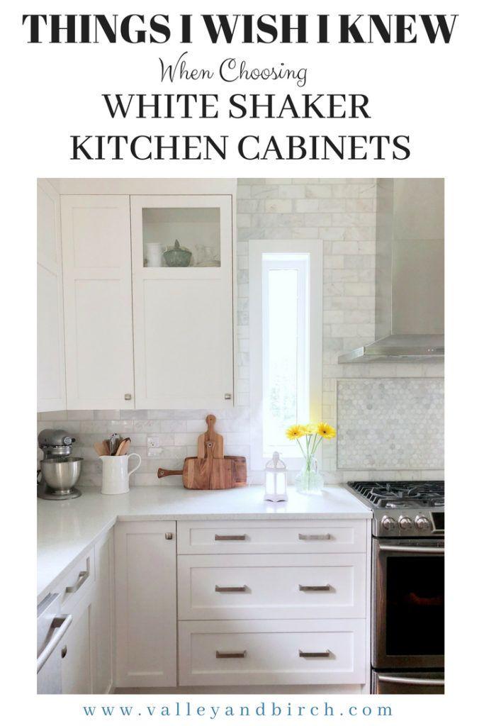 White Shaker Kitchen Cabinets, Farmhouse Kitchen White Shaker Cabinets