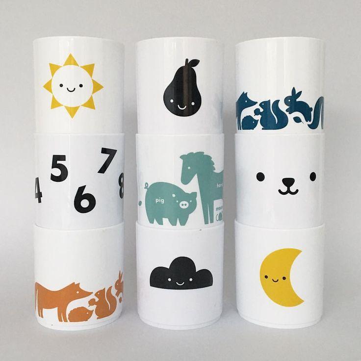 Buddy & Bear tumblers for kids: BPA free