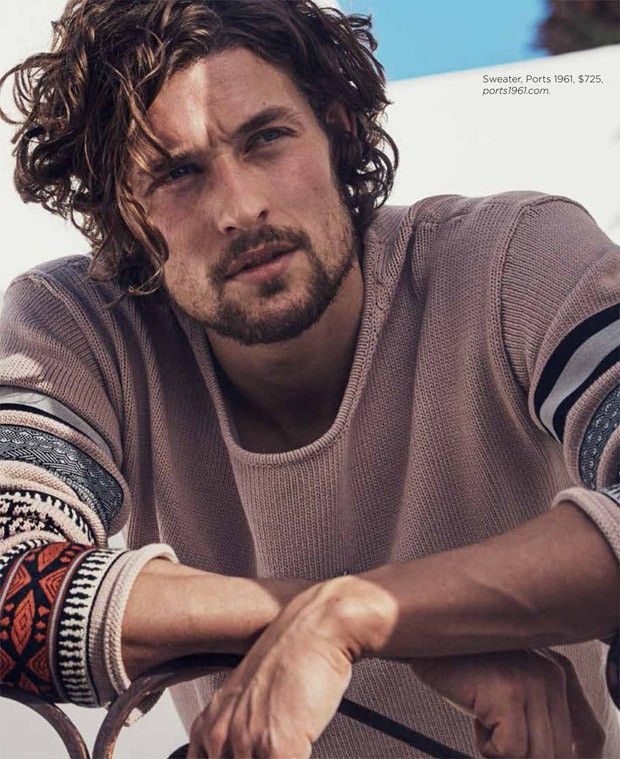 Wouter Peelen for Luxury Magazine by Dean Isidro