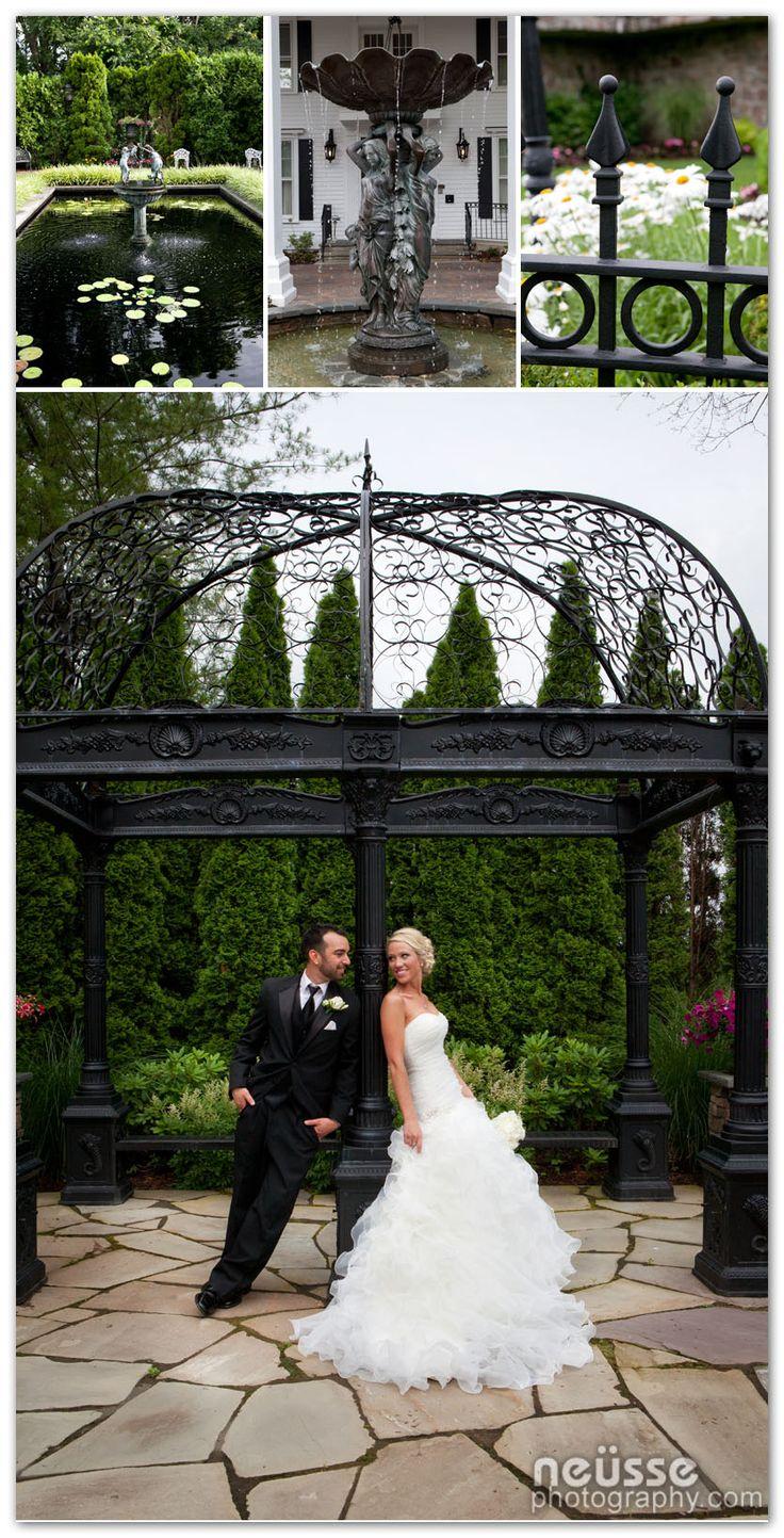 Wedding picture at The Park Savoyu0027s Garden
