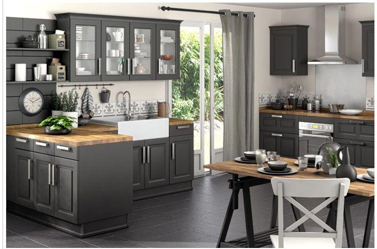 cuisine bistro lapeyre  meuble cuisine cuisine bistro