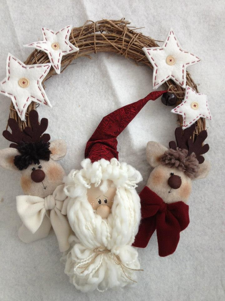 Wreath christmas