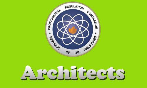 June 2014 Architect Board Exam Results - Architect Board Passers