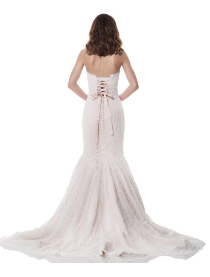Bridal Runway Trends: Gorgeous Olia Zavozina Wedding Dresses;