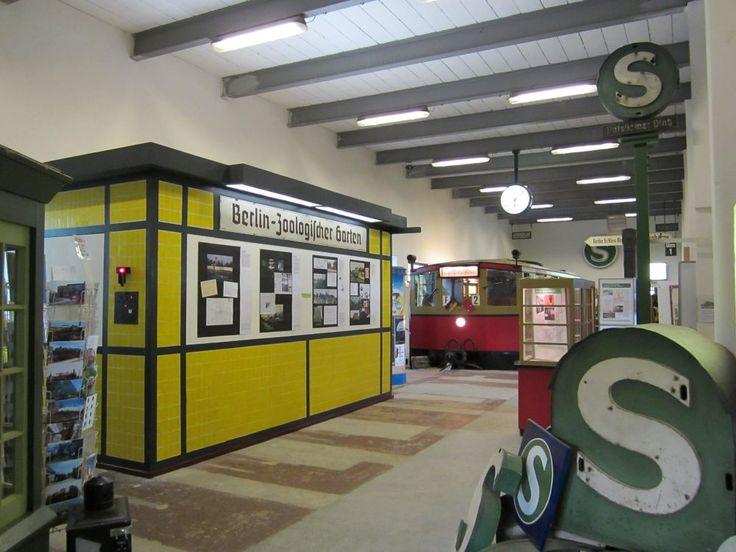 Indoor Museum Winter