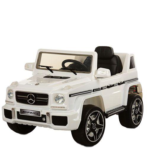 Электромобиль JJ263 Bentley Bentayga белый