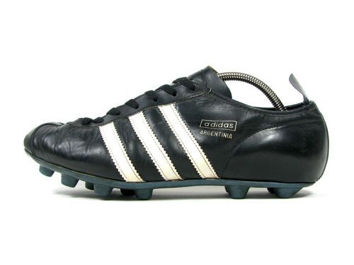 vintage ADIDAS ARGENTINIA Football Boots UK 9.5 rare OG 60s made in Austria | eBay