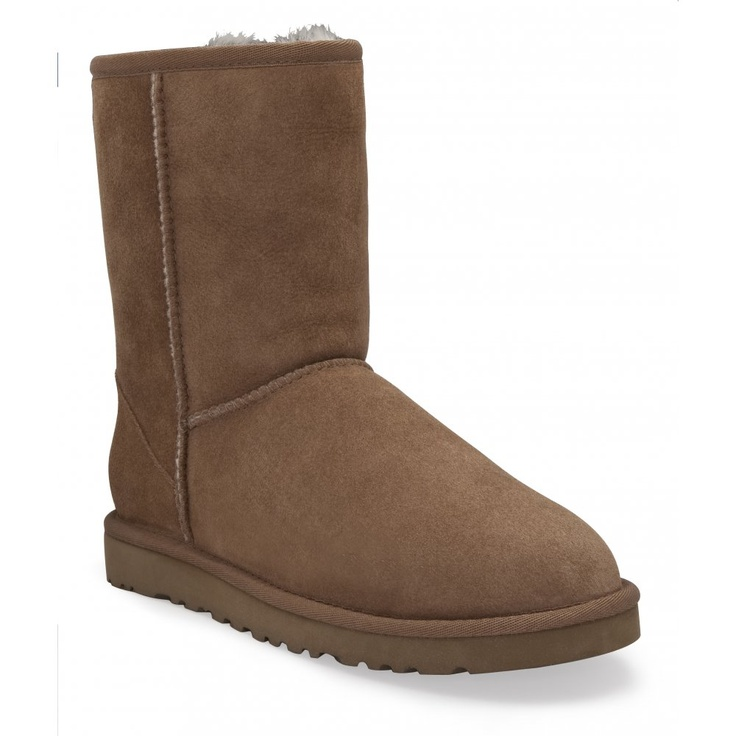 UGG Classic Short Women's Boot in Chestnut Click to ...
