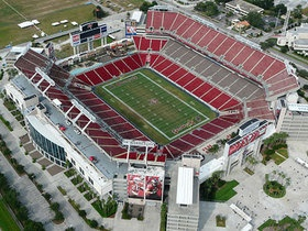 Tampa Bay Buccaneers best stadium in the league!