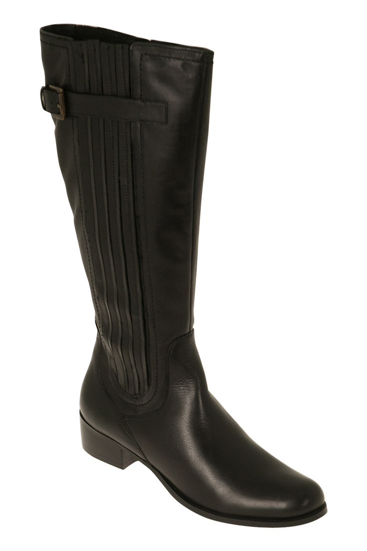 Need new black boots - just like these! :)