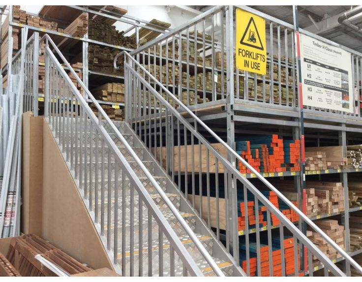 Pigeon Hole Storage Racking Systems