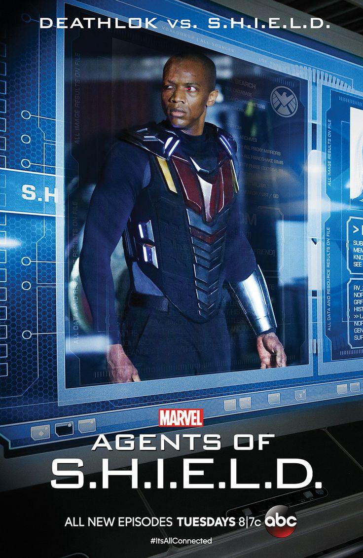 Marvel Ad #AgentsofSHIELD #ItsAllConnected