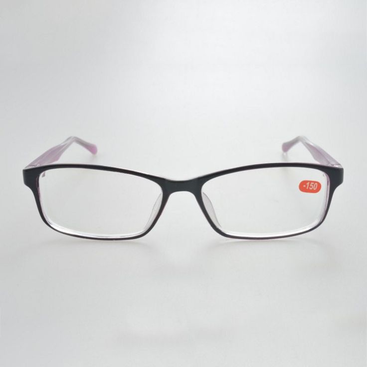 Men Women Myopia Reading Glasses Purple Resin Coated Lenses Nearsighted Glasses TR90 Frame M01-in Eyewear Frames from Men's Clothing & Accessories on Aliexpress.com | Alibaba Group