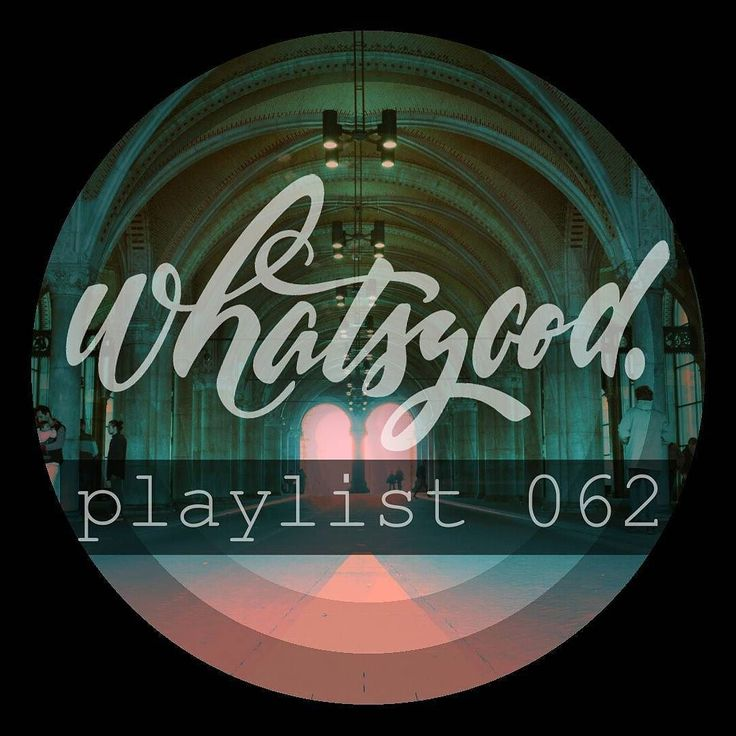 It's Wednesday time for a new weekly whatsgood. playlist: no. 062! Fifteen fresh new tunes for your ear holes... link in bio  #whatsgood #playlist #music #soundcloud #tune #turnitup #louder #hiphop #rap #trap #bounce #future #beats #rnb #soul #funk #house #picoftheday #instagood #instadaily #picoftheday