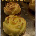 Muffin+con+il+cavolfiore.+Soffici,+gustosi+e+facilissimi+da+fare.+Ottimi+per+feste+o+gite.