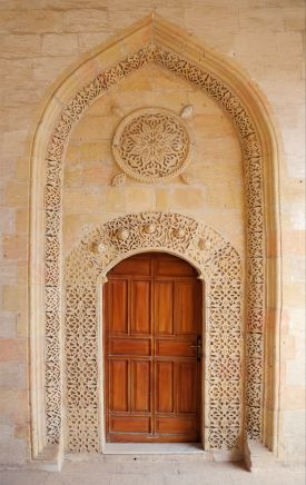 Residential Door, Mardin, Turkey