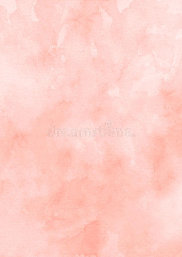 Pink Watercolor Texture Paper Background Ink Pink Watercolor