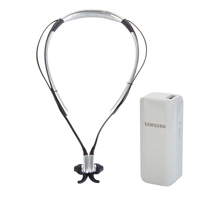 Samsung U Wireless Headset with Power Bank, Pandora Plus and Transparent Language Online Voucher -
