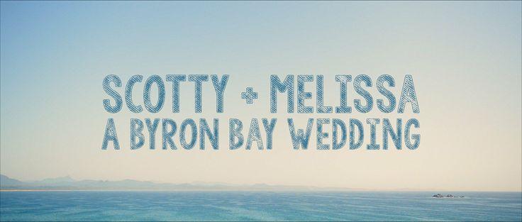 Scotty + Melissa // Byron Bay Wedding https://vimeo.com/alexballvideography/videos
