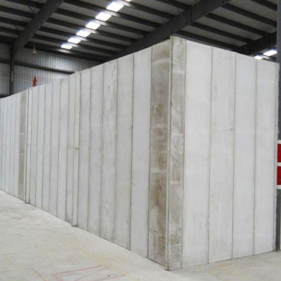 Lightweight Aggregate Partition Wall For Warehouse Precast Concrete Concrete Floors Industrial Buildings