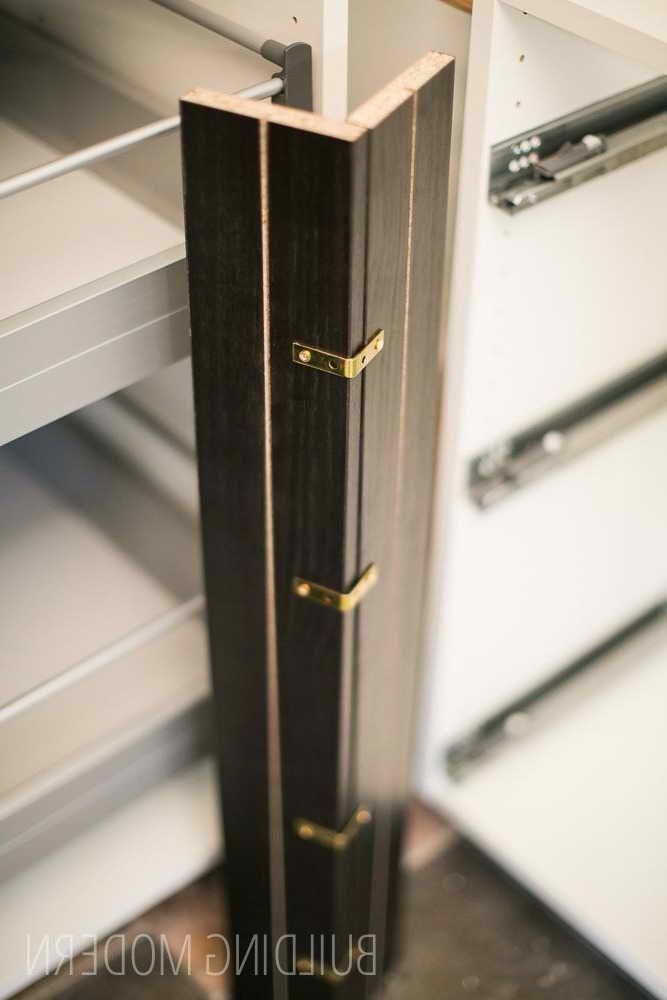 Filler Strip Between Cabinets