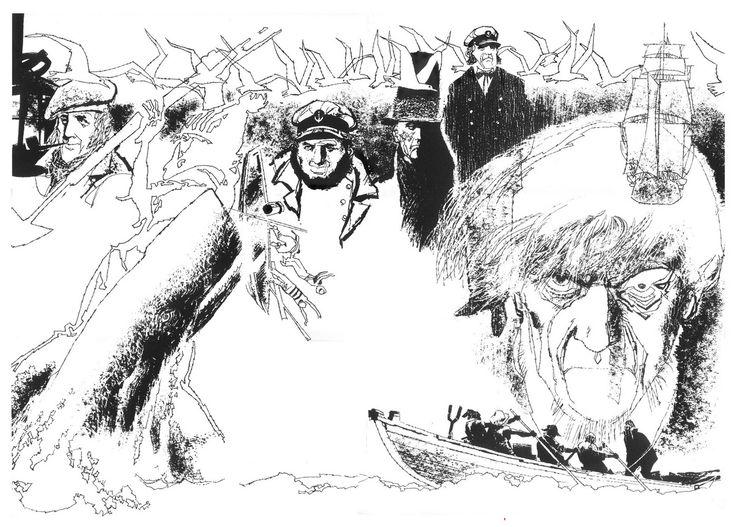 Dino Battaglia - Moby Dick