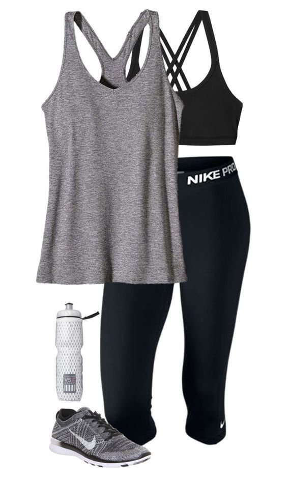 ♡ Womens Nike Workout Outfis | Workout Clothes | Fitness Apparel | Must h