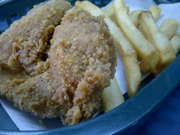 RBC's Express Fast Food  Must try The Fried chicken and the fries