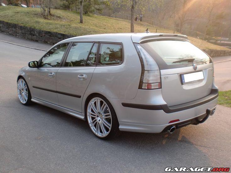 Garaget   Saab 9-3 Aero SC (2007)