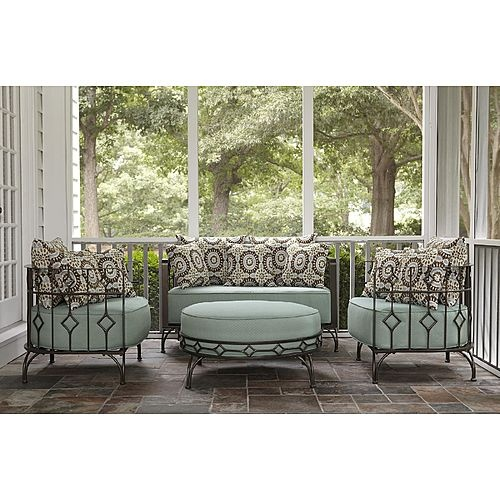 Ty Pennington Style Weldon Deep Seating Cushion Loveseat