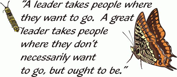 Famous Leadership Quotes and Sayings | SayingImages.com
