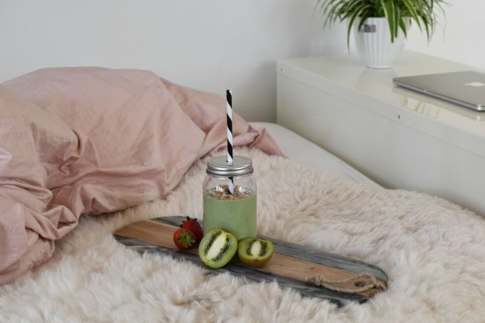 miebager | Bloggers Delight Avocado smoothie
