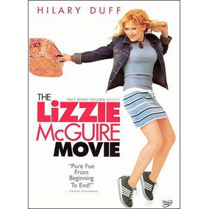 The Lizzie McGuire Movie, I bet I've watched this a thousand times so far in my life.