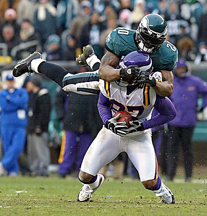 Brian Dawkins, Eagles
