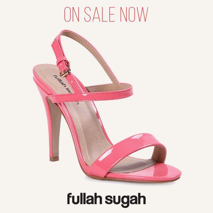 On Sale Now by Fullah Sugah! Sling back πέδιλο λουστρίνι   1445101051 #sales #shoes #trends #style #fullah_sugah