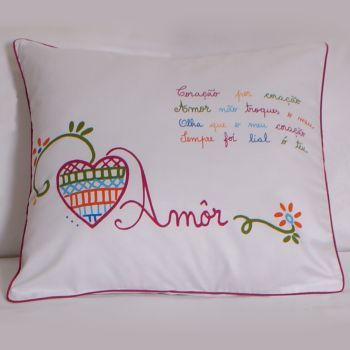 Namorar Portugal - Almofada decorativa