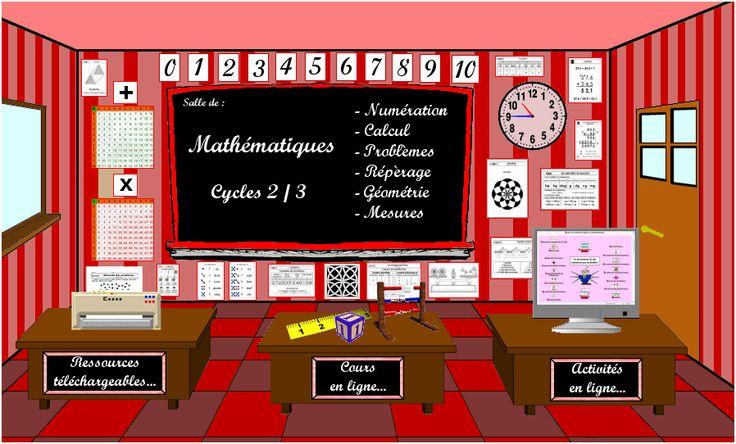Soutien scolaire en mathématiques