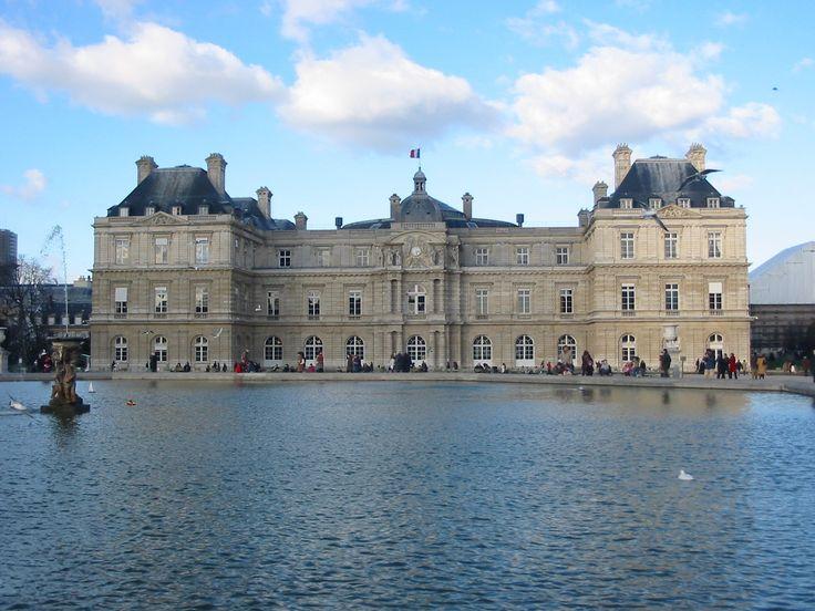Stunning Architecture - Luxembourge Palace !