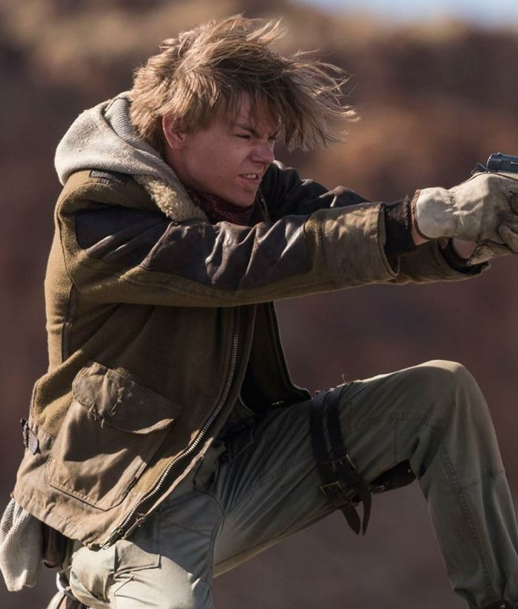 I can't wait for more Death Cure pictures