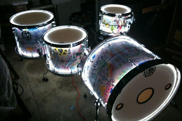 drum art | ... custom custom mma fight gear mma fight gear printing printing art art