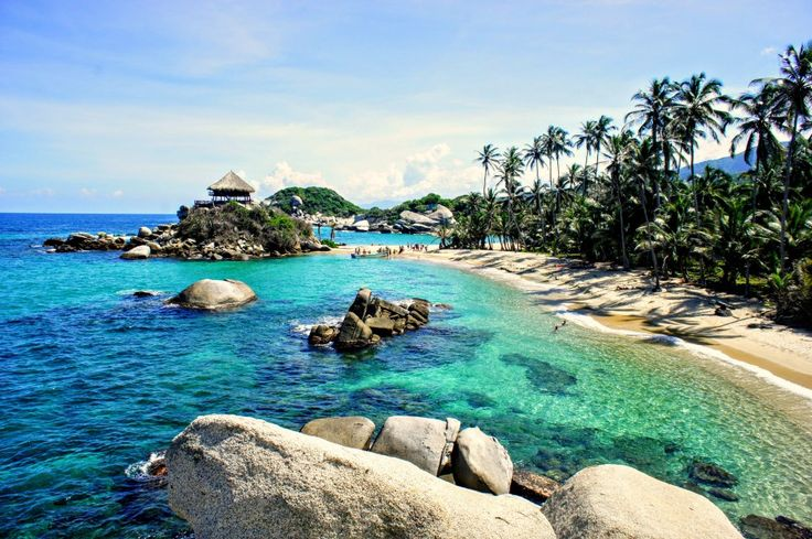 16 Most Beautiful Beaches in Colombia | Travelastronaut
